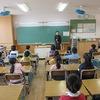 最初の学活⑥ 2年生