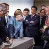 23  ベルリンの盛衰 メルケル首相