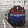 韓国乗り鉄・(3)釜山==>順天/ディーゼル機関車に牽かれる客車で3時間半の旅