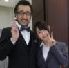 元SKE48の秦佐和子が声優の大塚明夫さんとピースショット!話題に!