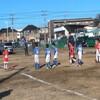 第1回八千代ライオンズクラブ杯少年サッカー大会<第3節>(1年生・幼稚園)
