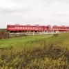赤電車と肉、ファームテラス「大地のテラス」