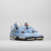 "【WEB抽選開催中】""NIKE AIR JORDAN 4 RETRO UNIVERSITY BLUE (CT8527-400)"""