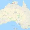 毎日更新 1983年 バックトゥザ 昭和58年8月12日 オーストラリア一周 バイク旅 49日目 23歳 鰐初対面 洞窟探検 ヤマハXS250  ワーキングホリデー ワーホリ  タイムスリップブログ シンクロ 終活
