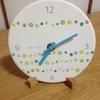 子育て中のバタバタをなんとかしたい。早めに行動するために時計を15分早めています。