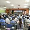 6.17 タカラ鉄美「憲法と沖縄」名護講演会