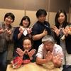 まなみとまりろの修士修了のお祝いに名古屋に行ってきました。