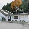 伯備線:上菅駅 (かみすげ)