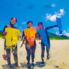 ♪女子祭り!座間味島上陸!マダラトビエイ!…グルメツアー!♪〜沖縄ダイビング慶良間オープンウォーター〜