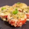 とろっとろチーズのトマトの香草パン粉焼き | レシピ・作り方