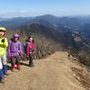 北尾根から登る高見山 360度の大展望!