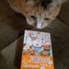 たまきちゃんの天然発言の連続に大笑い😂💕「作ってあげたい小江戸ごはん2」の感想( @blackcat5050 さん)猫さんの写真4枚掲載