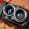 【中国製二眼レフカメラ・海鴎4B研究】(4)ローライフレックスの内面反射の防止策
