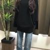 【楽天購入品】ドルマンスリーブ ニットセーター/秋冬