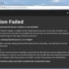Kibana 3 + Elasticsearch 1.4.1 で Connection Failed と怒られる
