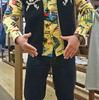 クッシュマンのシャツにカウチンベスト・メルトンジャケットを合わせて★☆突撃!先日のまっちゃん☆★