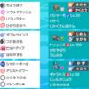 【剣盾シングル】剣舞バシャバトン【S12最終787位/レート1940】