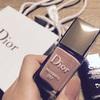 【ネイル】やっぱりDiorはピンクが可愛い♪ディオール ヴェルニ ネイルエナメル257(INCOGNITO)