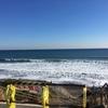 1月10日大洗磯場の波情報