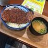 【上信越道上り線】小布施PA(上り線) スナックコーナー :絶品、ソースカツ丼