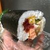 鳥浜町 南部市場の「横濱屋本舗食堂」で海鮮恵方巻