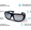 360度動画が撮れるサングラス「ORBI Marine」