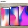 次期iPhoneフロントパネル画像流出で「全機種iPhoneX化」確定!