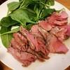 Anova で豚ヒレと牛ヒレもやってみました。まるでおうちが肉バルみたいに... やろうと思えばできます。