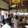 普濟寺の大施餓鬼会が終わりました。