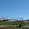 《東急》【写真館325】青空の下回送で通過する大井町線の6000系