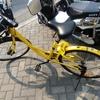 中国で大人気のシェア自転車!