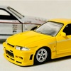 YODEL  1/72   REAL-X  NISSAN  SKYLINE  GT-R  (R33)  NISMO  400R SKYLINE  HISTORIES  COLLECTION  5TH