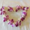 ハワイでレイをかけてもらったら → ハートを作る説、の話