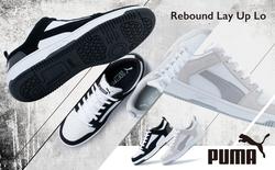 PUMA Rebound LayUp Lo(リバウンド レイアップ ロウ)