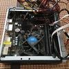自宅のPCサーバが壊れたのでamazonでパーツ買った