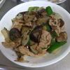 幸運な病のレシピ( 1780 )朝:鮭、塩サバ、ナスの紫蘇味噌炒め、味噌汁、マユのご飯