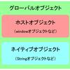 ホストオブジェクト 【開眼!JavaScript】