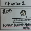 半熟BLOODと北神急行電鉄の出会い【4コマ漫画】