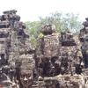 【カンボジア女子一人旅】写真映えばっちり!バイヨン寺院 (★´∀`)