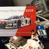 Audi Team Hitotsuyamaから年賀状きた!