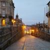 【世界一周!ファーストクラスで一人旅11】 サンティアゴ・デ・コンポステーラの街歩き