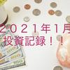 【2021年1月】うぃーずの投資記録!【米株】【HDV】