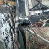 ★送料無料★ メンズウィンターリアルツリーカモフラージュジャケットパンツセット狩猟服Ghillieスーツ