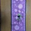 テーブルセンター第二弾「紫色」