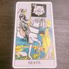 【占い初級編】タロットカードの意味とおぼえ方 | 13番〜17番編