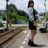 NARUHAさん!その3 ─ 石川・富山美少女図鑑 撮影会 海王丸パーク周辺 ─