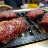 上越市中郷区「越後屋」ある冬の日、知人と焼き肉をいただいてきました( ^∀^)