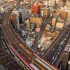 京成電車が停電で止まった