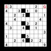 歩数指定迷路:問題11