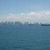 外航海運の要所!船から見たシンガポール
